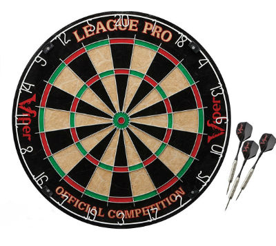 Viper League Pro dartboard