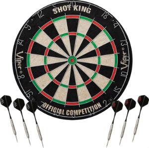 Viper Shot King bristle dartboard